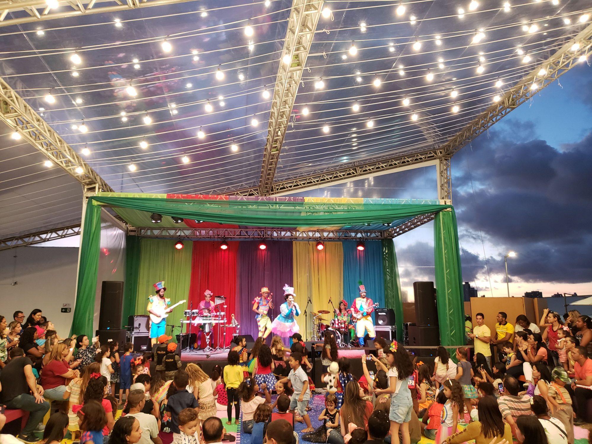 Frevinho do Taca traz shows da Bandalelê e Bloco Balança Rolhinha