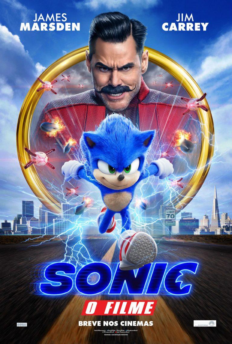 """Conheça """"Speed Me Up"""", a música tema de 'SONIC – O Filme'"""