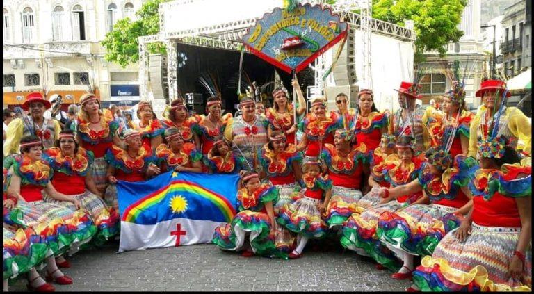 Taca Mais Música entra no clima de carnaval com o Bloco lírico Compositores e Foliões