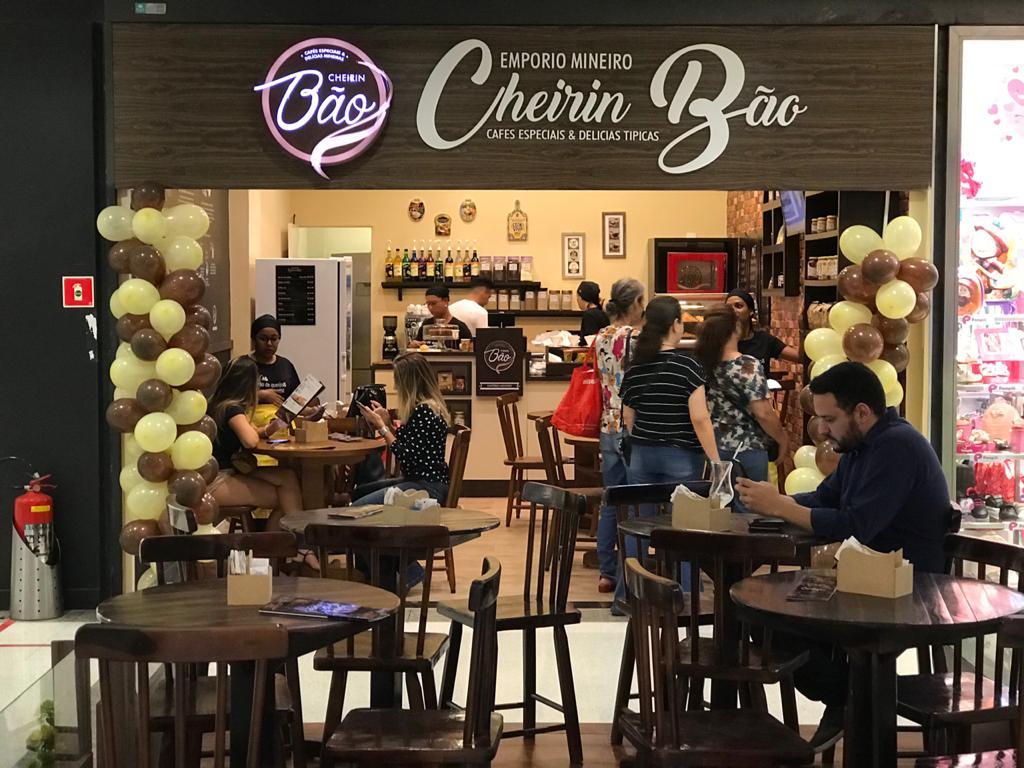 Empório Mineiro Cheirin Bão chega ao Plaza Shopping