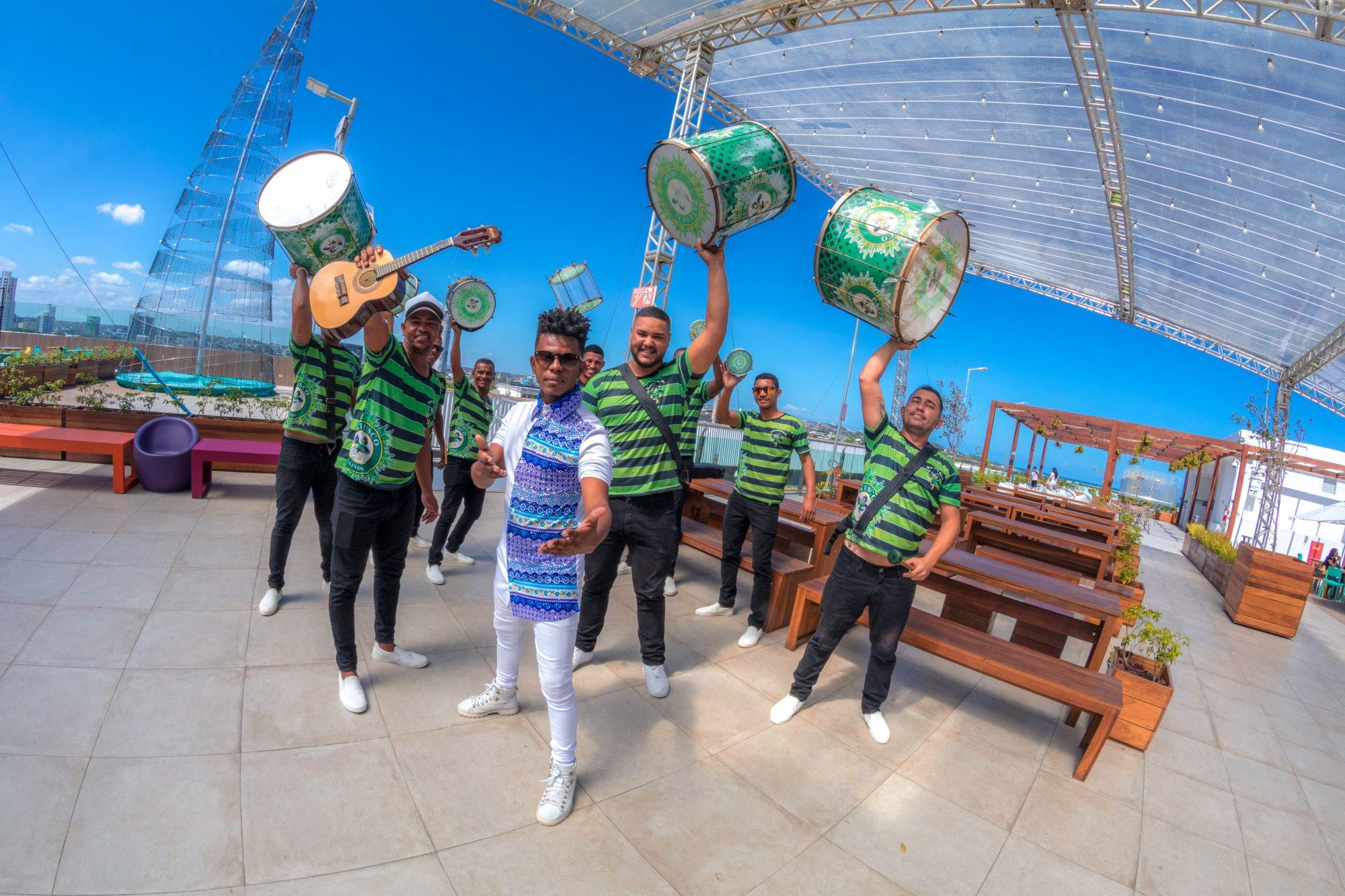 Samba do Patusco agita os Ensaios de Carnaval