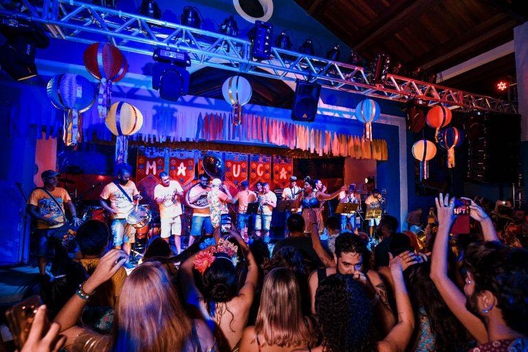 Baile da Macuca divulga programação completa do Carnaval 2020