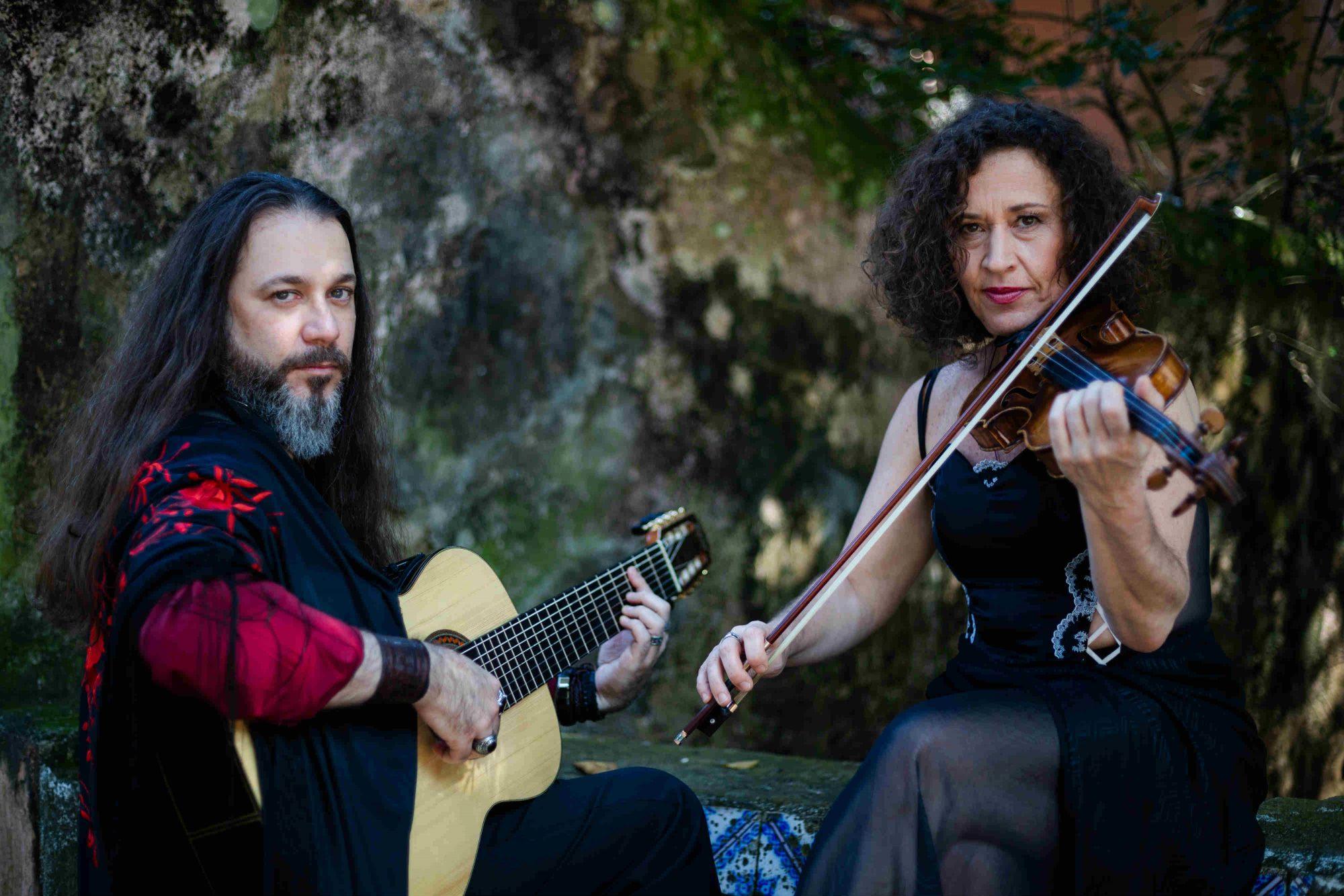 Ana de Oliveira e Sérgio Ferraz lançam CD dedicado à Música Instrumental e homenageando Egberto Gismonti
