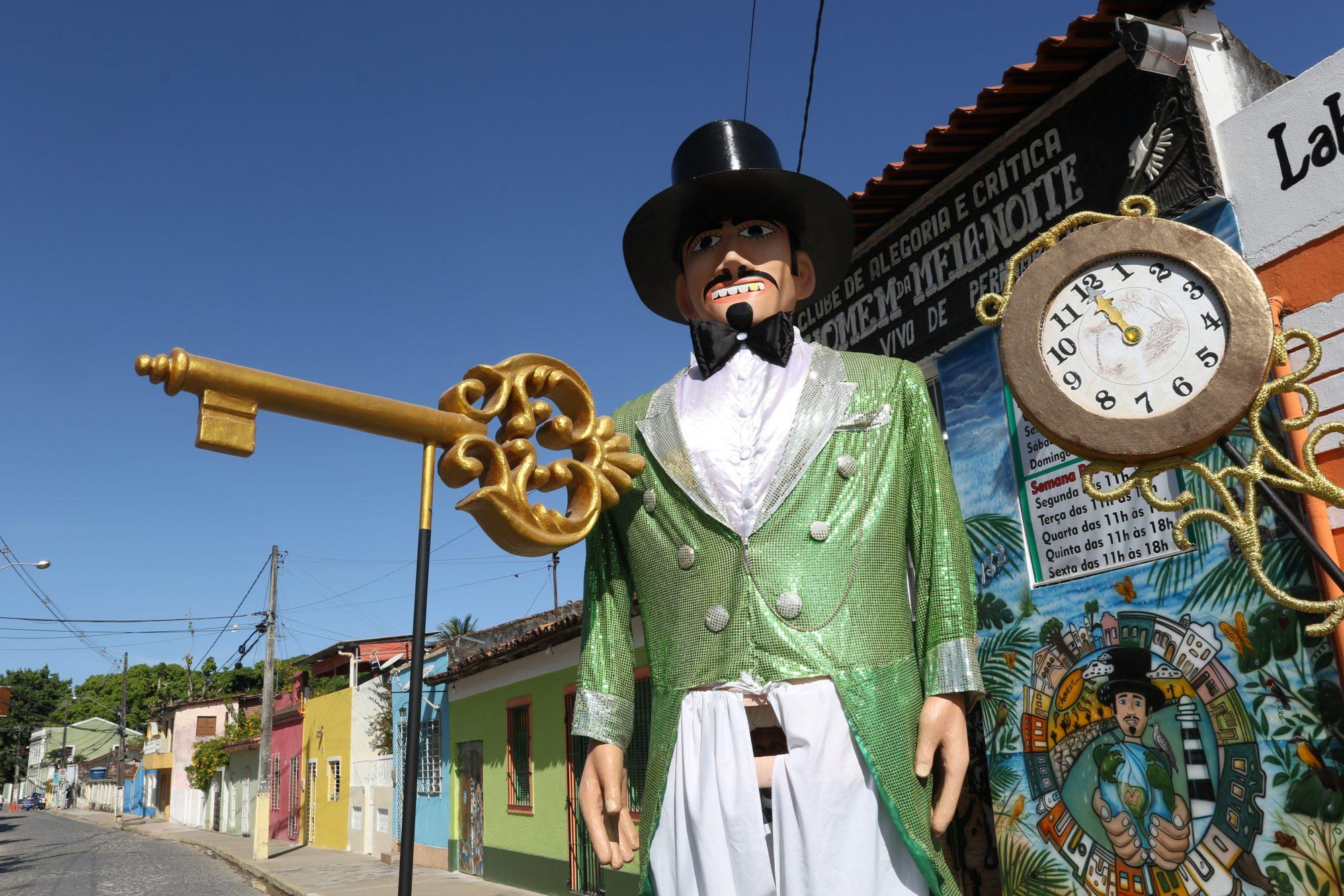 Cultura pernambucana estará presente no carnaval de Salvador