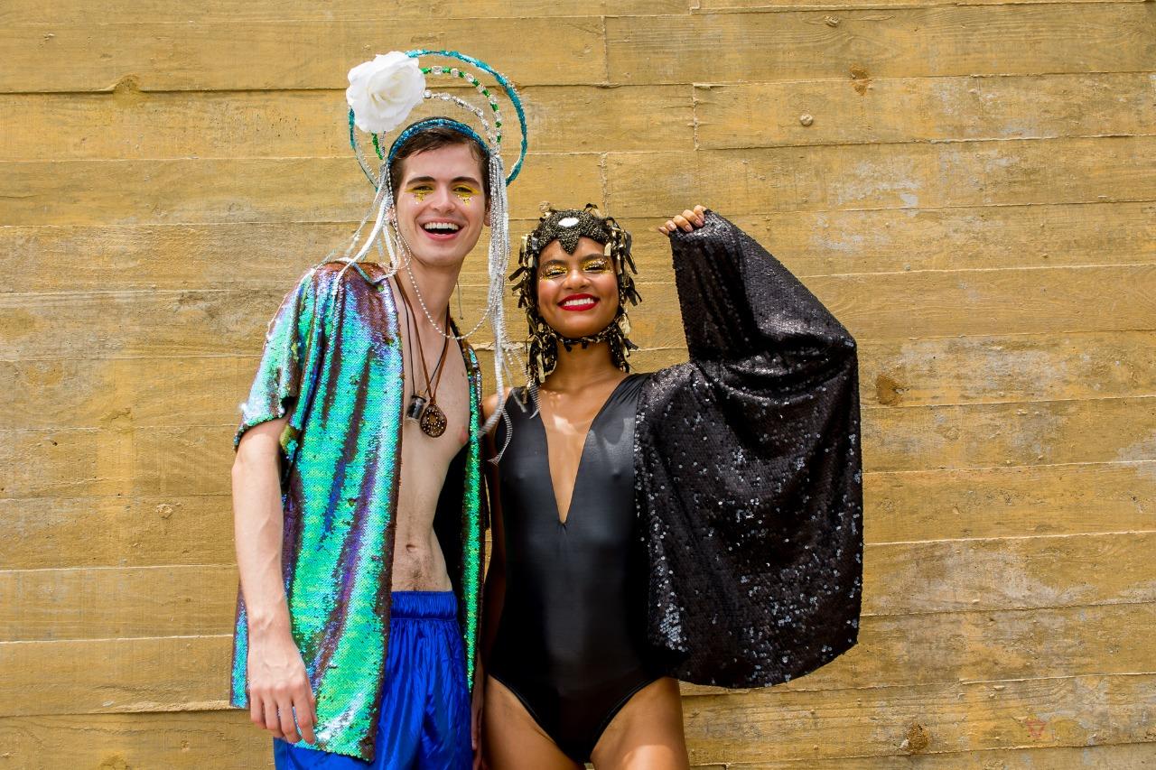 Desfile de Moda marca o início do projeto Bora Pernambucar no Carnaval