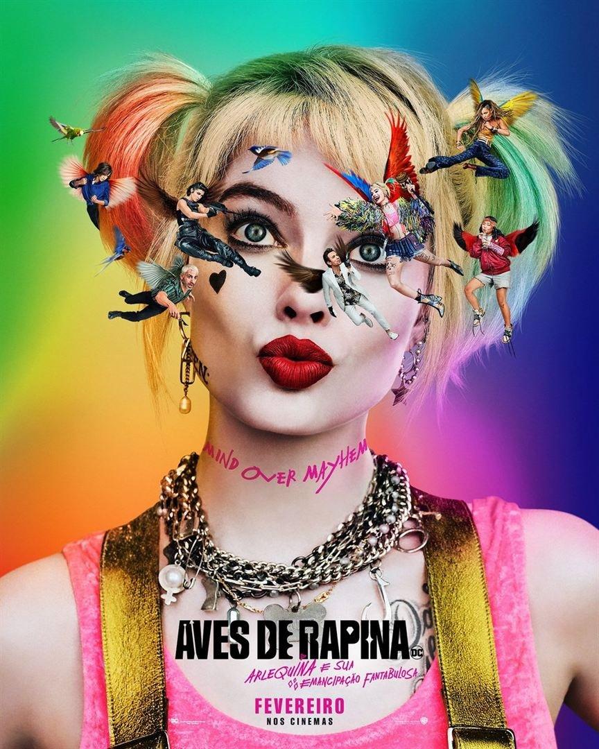 Aves de Rapina: Arlequina e Sua Emancipação Fantabulosa – Crítica