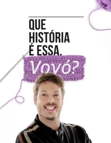 """Porta dos Fundos estreia série de lives para idosos, chamada """"Que História É Essa, Vovó?"""""""