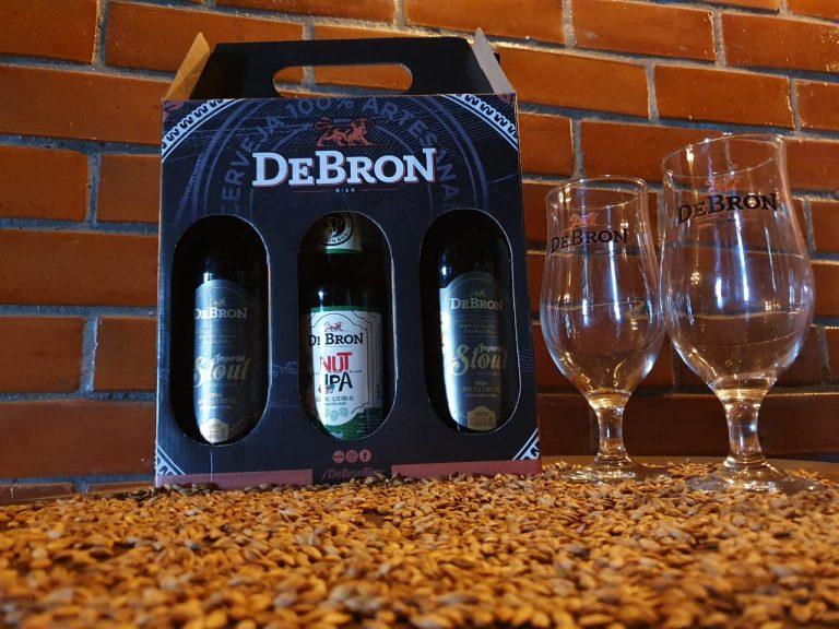 DeBron lança kits com cervejas especiais para a Páscoa
