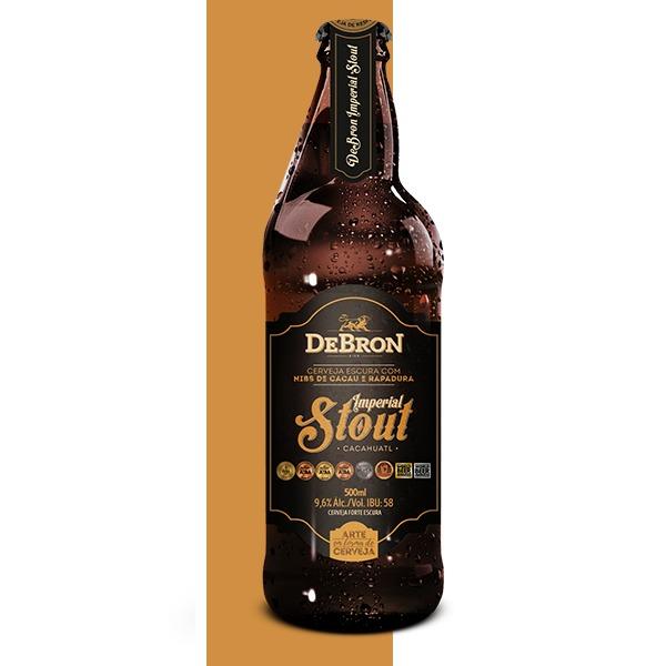 Cervejaria DeBron oferece serviço de delivery de cerveja no Recife