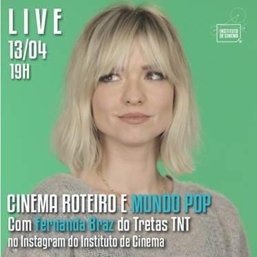 InC traz a Youtuber Fernanda Soares do Tretas TNT para live