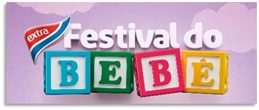 Extra realiza Festival do Bebê recheado de ofertas e condições de pagamento diferenciadas