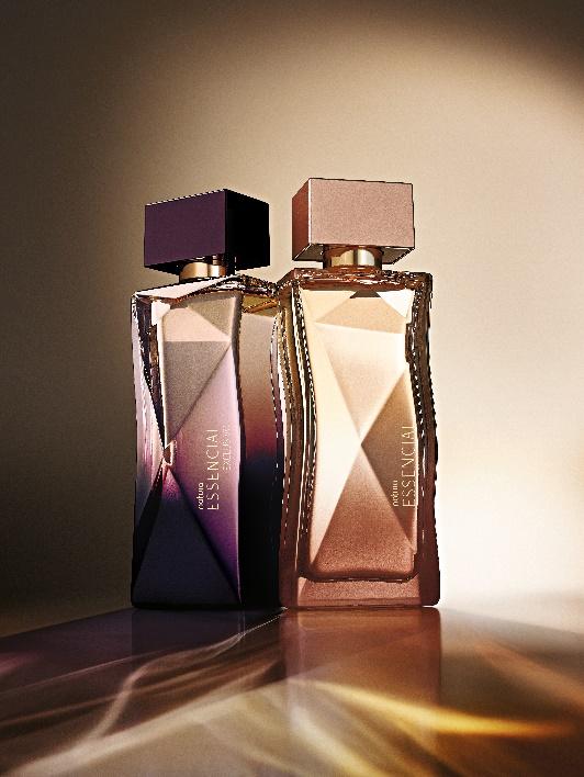 Natura apresenta fragrâncias femininas de Essencial com novo posicionamento e nova embalagem