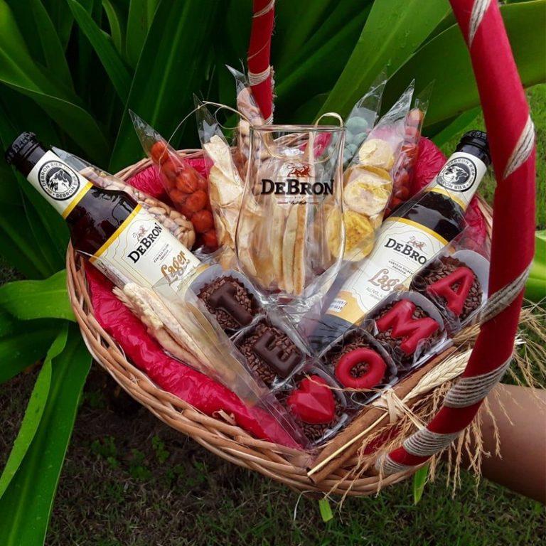 DeBron Bier lança kits para o Dia dos Namorados