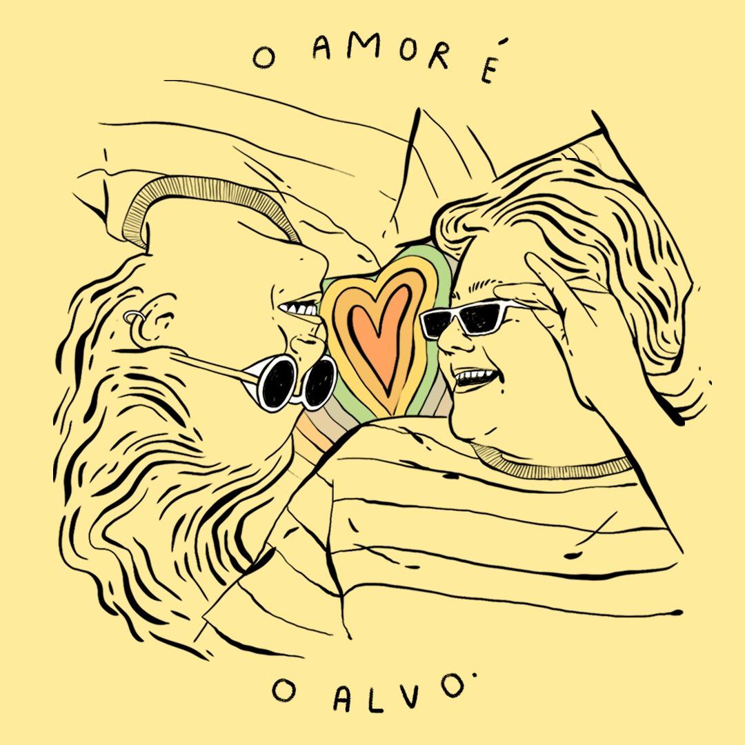 Artistas pernambucanos criam ilustrações para Dia dos Namorados O Boticário
