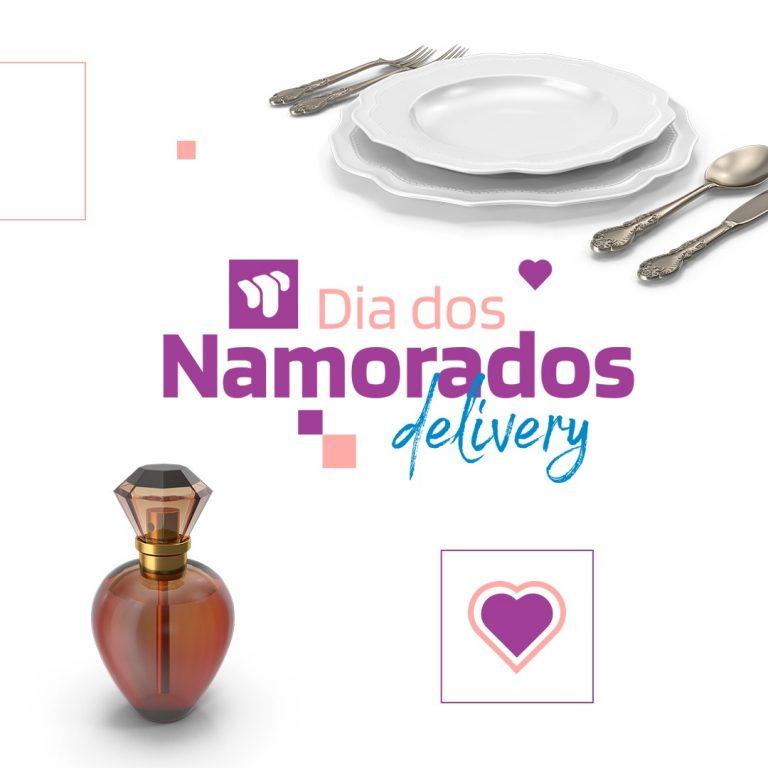 Shopping Tacaruna realiza campanha Dia dos Namorados Delivery