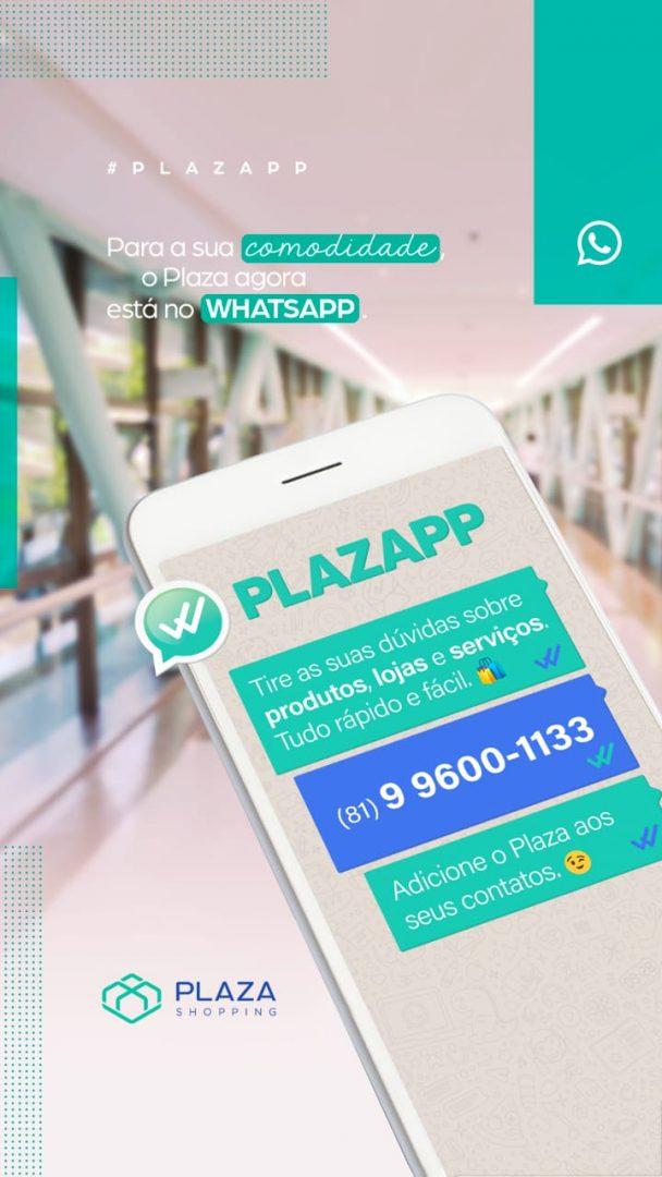Plazaapp: ainda mais perto dos clientes