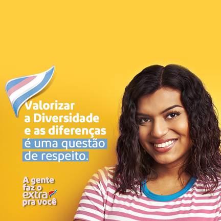 Colaboradores da comunidade LGBTQIA+ protagonizam campanha do Extra