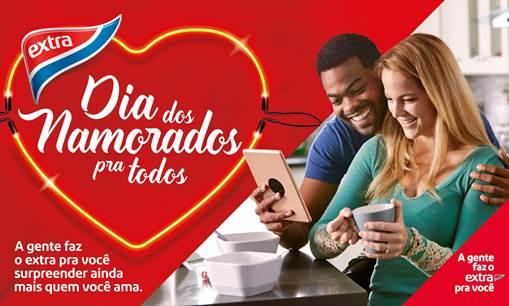 Dia dos Namorados do Extra tem opções de presentes nas lojas, no app e no e-commerce para a data não passar em branco