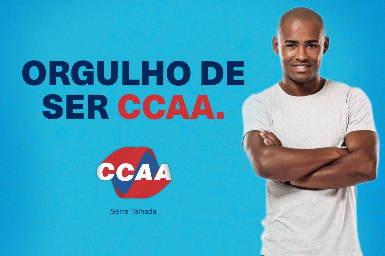 CCAA de Serra Talhada oferece condições especiais para os cursos de inglês e espanhol