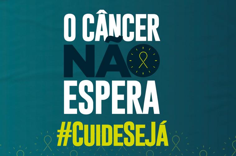 O Câncer Não Espera: Campanha alerta sobre os riscos do adiamento de diagnósticos de tumores malignos em meio à pandemia de Covid-19