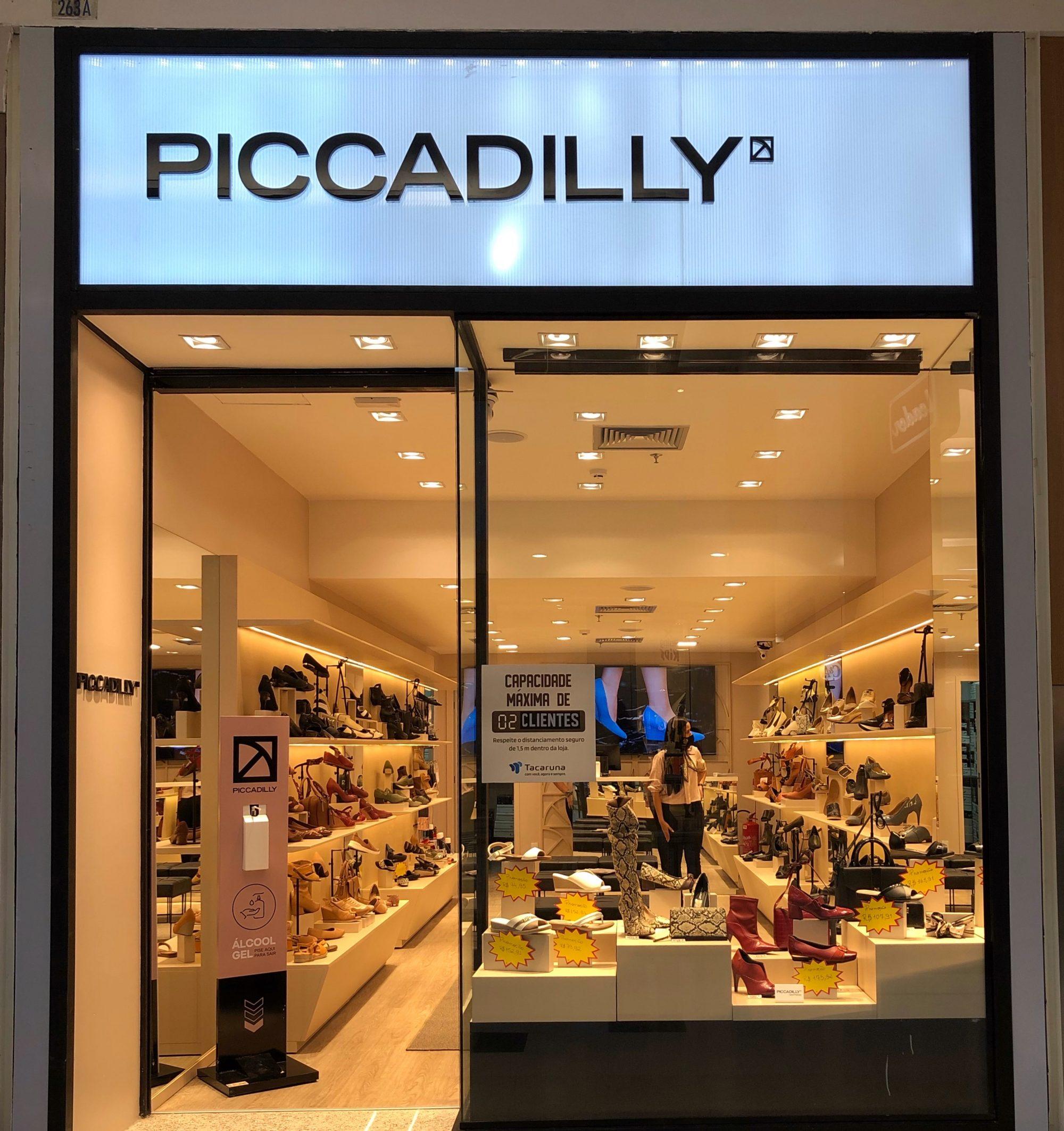 Shopping Tacaruna ganha nova loja da Piccadilly