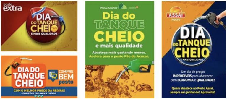 Postos Extra, Pão de Açúcar realizam ação Dia do Tanque Cheio