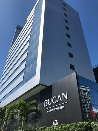 Bugan é o primeiro a receber selo e adota manual de higienização, desde começo da pandemia