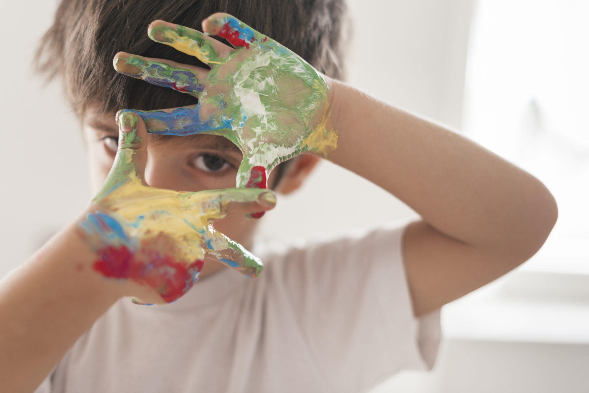 Como contribuir com o processo criativo das crianças