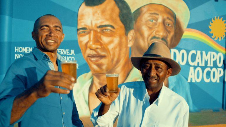 Cerveja Nossa presta homenagem aos agricultores de Araripina