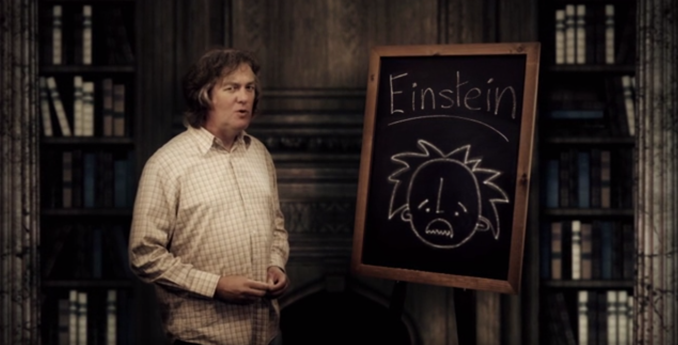TV Cultura exibe episódio sobre Einstein de série da BBC