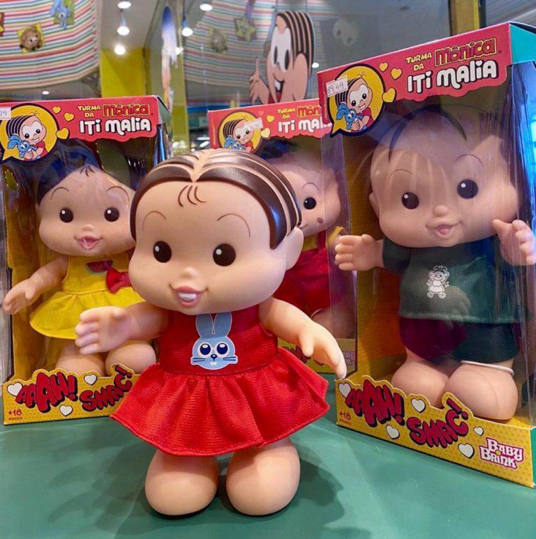Lojinha da Mônica no Shopping Patteo Olinda encanta crianças e adultos com produtos exclusivos