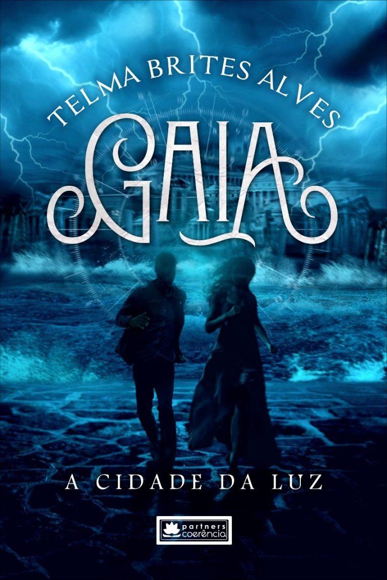 Telma Brites assina contrato para lançar nova edição da trilogia Gaia