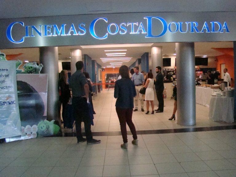 Cinema do Shopping Costa Dourada ganha promoção em preparação à reabertura de salas
