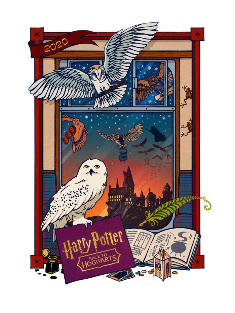 Os fãs de Harry Potter voltarão à Hogwarts!