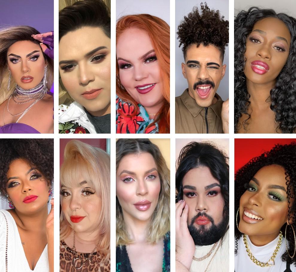 Make Me Boti, o primeiro reality de make indoor do Boticário, irá desafiar influenciadores de maquiagem
