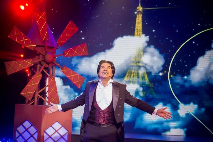 Jarbas Homem de Mello canta Your Song do musical Moulin Rouge na segunda eliminatória do Talentos