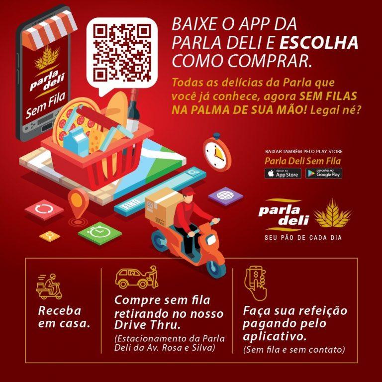 PARLA DELI lança novo canal de comunicação com cliente