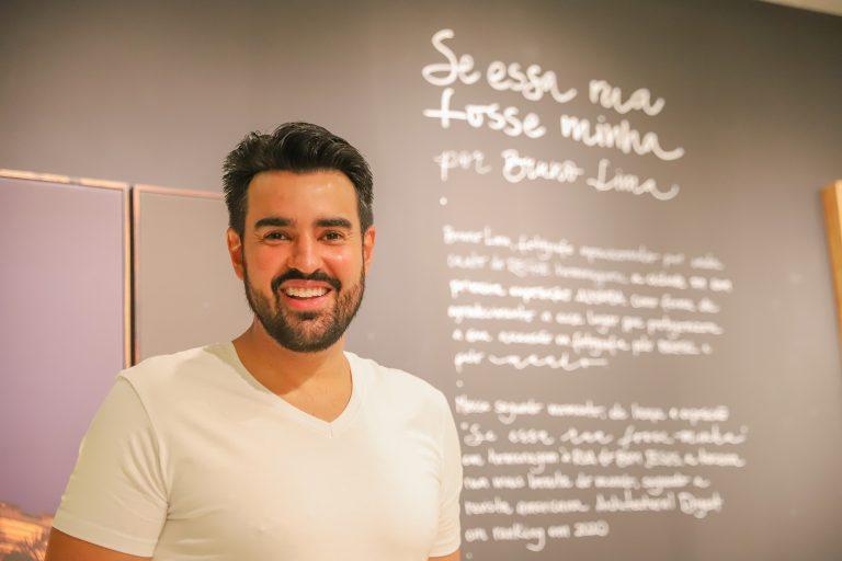 """Bruno Lima leva projeto """"Se Essa Rua Fosse Minha"""" para exposição no RioMar Shopping"""