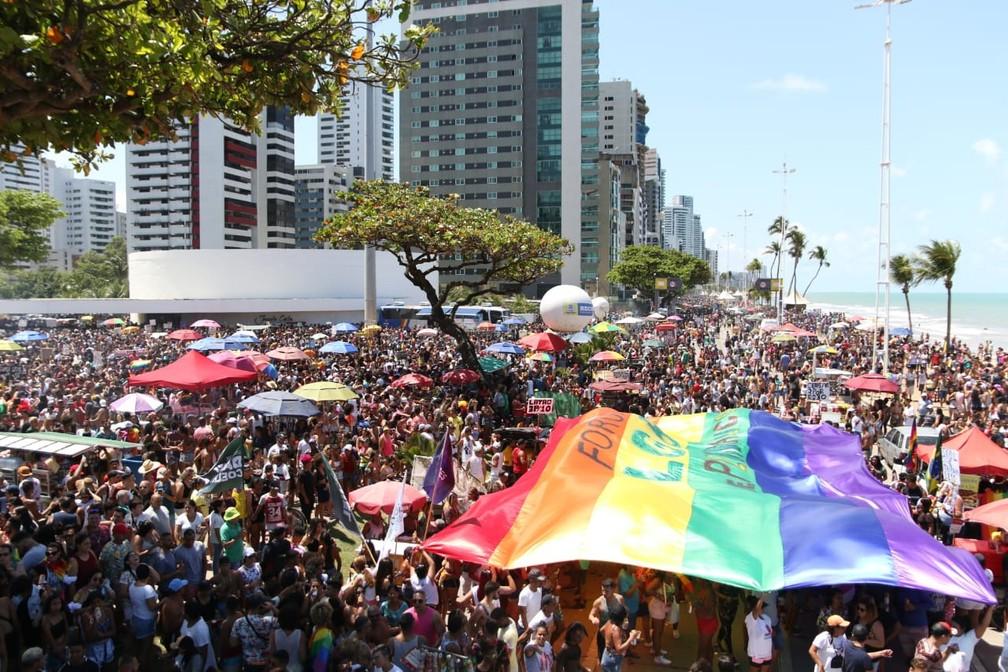 Com programação virtual, 19ª edição da Parada da Diversidade de Pernambuco acontece neste domingo