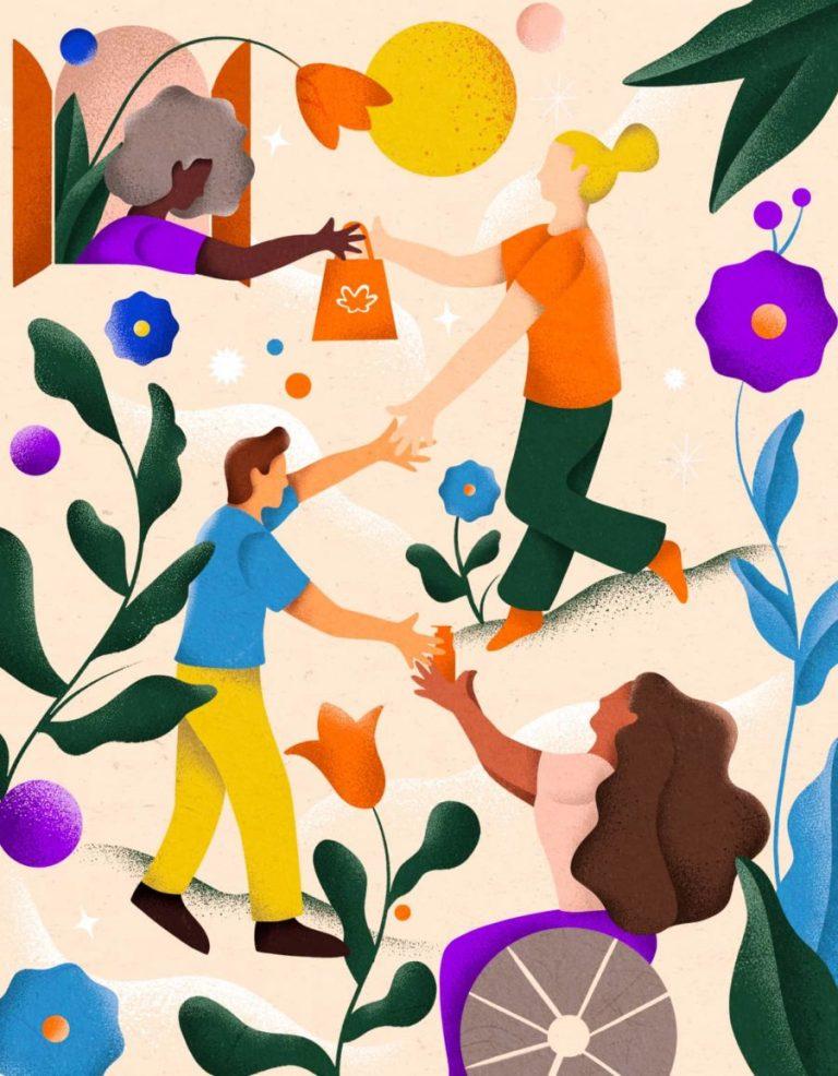 """Natura compartilha histórias de vida de consultoras pela plataforma """"Páginas Laranjas"""""""
