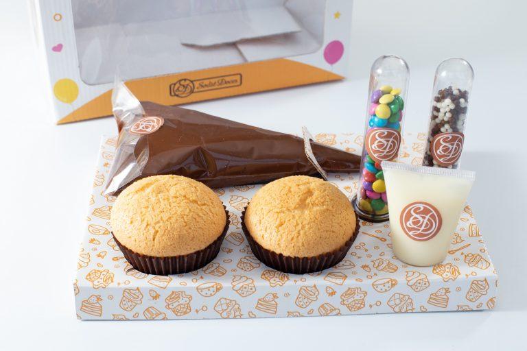 Sodiê Doces cria kit confeiteiro para o Dia das Crianças