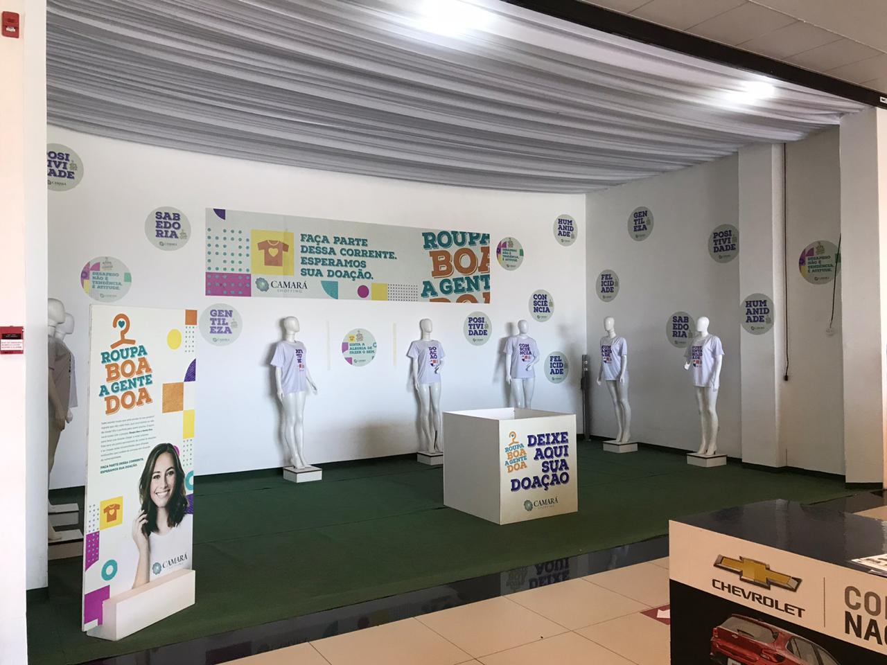 Camará Shopping promove ações no Mês das Crianças