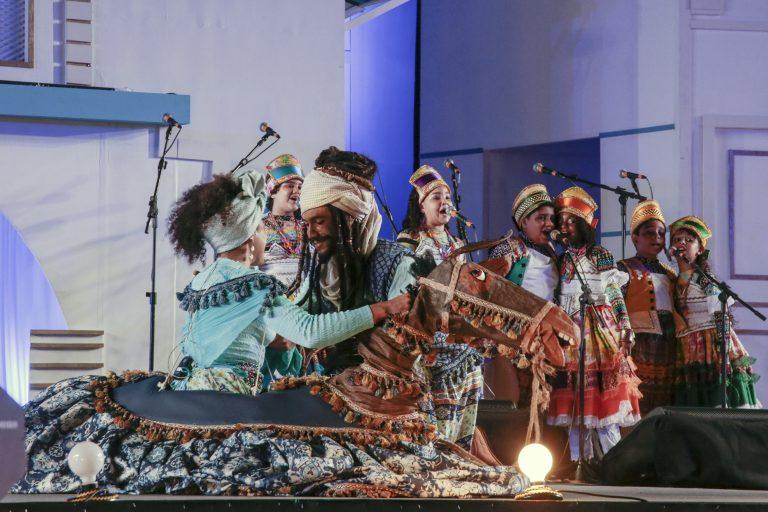 Baile do Menino Deus invade casas dos brasileiros na noite de Natal