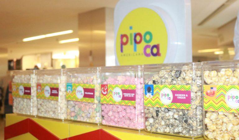 Pipoca Americana com mais de 20 sabores é inaugurada no RioMar