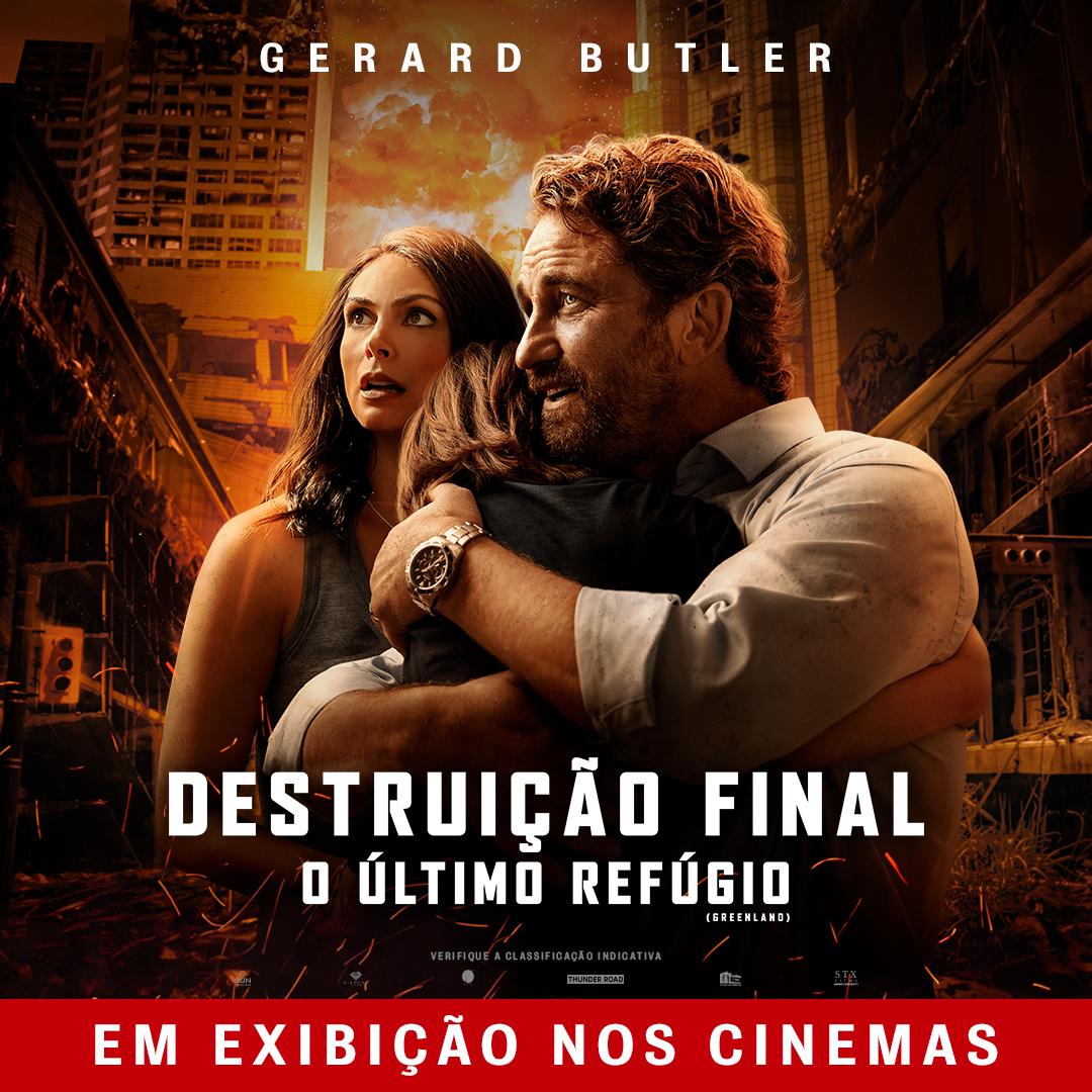 Diamond Films divulga cena exclusiva de Destruição Final: O Último Refúgio