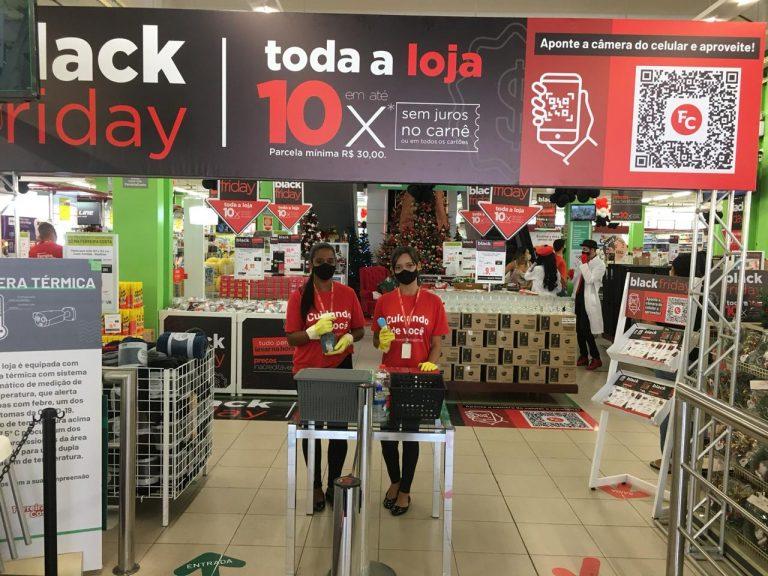 Prepare-se! A Black Friday 2020 da Ferreira Costa já começou.