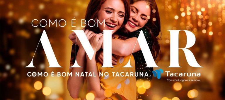 Natal do Shopping Tacaruna traz como conceito acreditar, amar e sonhar