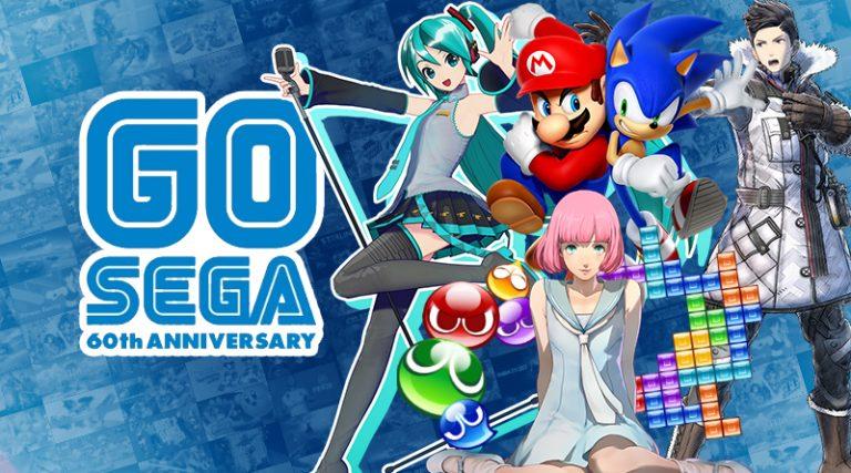 Sega comemora 60 anos e o Shopping Garden Open Mall de Piedade terá Exposição