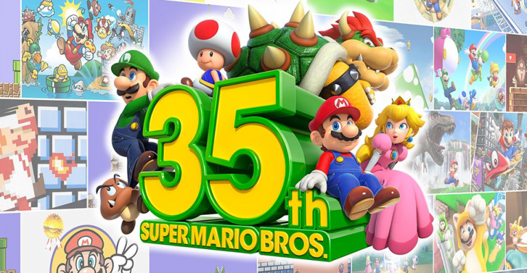 Super Mario 35 Anos: Shopping Paulista North Way terá especial de Natal com o universo dos games e feirão geek