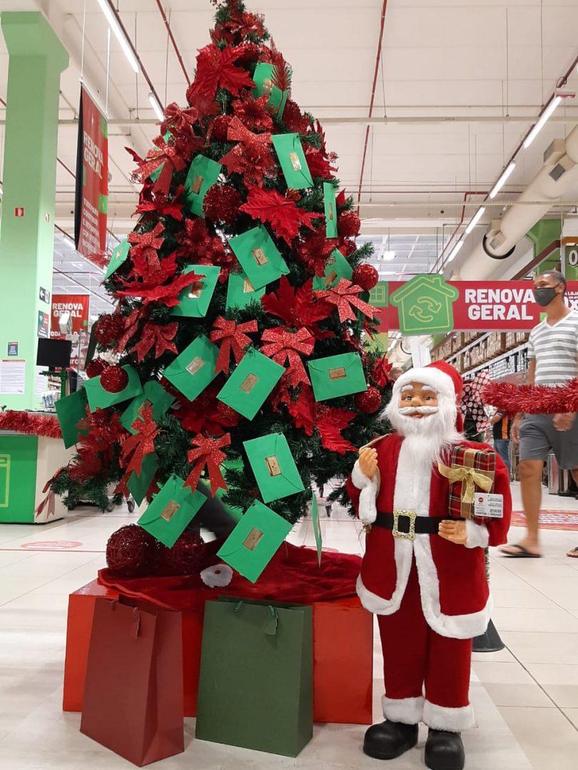 Ferreira Costa promove Natal Solidário
